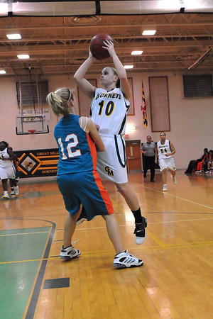 Girls Great Mills vs Westlake 02/15/08