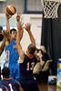 "Jason Cadee, Igor Nujic - NBL Pre Season Basketball: Gold Coast Blaze v University of Texas San Antonio; Carrara, Gold Coast, Queensland, Australia. Photos by Des Thureson:  <a href=""http://disci.smugmug.com"">http://disci.smugmug.com</a>."