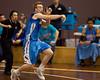 "Brendan Teys with the bullet pass - NBL Pre Season Basketball: Gold Coast Blaze v University of Texas San Antonio; Carrara, Gold Coast, Queensland, Australia. Photos by Des Thureson:  <a href=""http://disci.smugmug.com"">http://disci.smugmug.com</a>."