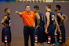 """NBL Pre Season Basketball: Gold Coast Blaze v University of Texas San Antonio; Carrara, Gold Coast, Queensland, Australia. Photos by Des Thureson:  <a href=""""http://disci.smugmug.com"""">http://disci.smugmug.com</a>."""
