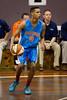 """Jamal Robateau - NBL Pre Season Basketball: Gold Coast Blaze v University of Texas San Antonio; Carrara, Gold Coast, Queensland, Australia. Photos by Des Thureson:  <a href=""""http://disci.smugmug.com"""">http://disci.smugmug.com</a>."""