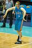 "Tom Garlepp with the wingspan - Gold Coast Blaze v Adelaide 36ers NBL Basketball; Queensland, Australia; Sunday 13 February 2011. Photos by Des Thureson:  <a href=""http://disci.smugmug.com"">http://disci.smugmug.com</a>"