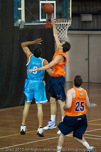 Gold Coast Blaze v Cairns Taipans pre-season NBL basketball game, Saturday 18 September 2010, Carrara, Gold Coast, Australia.