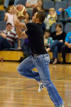 Gold Coast Blaze v St Mary's College USA, basketball; Game 2. Photographed by Des Thureson:  http://disci.smugmug.com