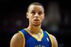 Dec 5, 2012; Auburn Hills, MI, USA; Golden State Warriors point guard Stephen Curry (30) during the second quarter against the Detroit Pistons at The Palace. Mandatory Credit: Tim Fuller-USA TODAY Sports