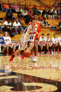Hillcrest hosted Laurens High Wednesday Jan 1,2018 for varsity basketball action.