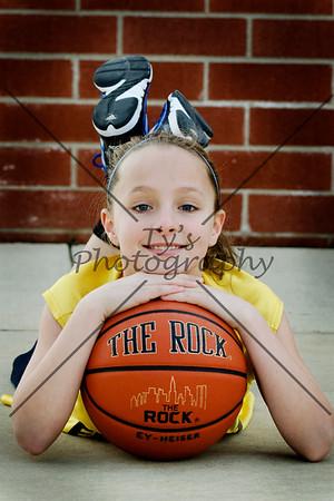 Haidyn Basketball