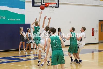 Basketball,John Champe,Woodgrove