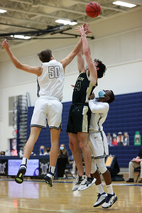 Boys Varsity Basketball John Champe High School (JCHS) vs. Freedom