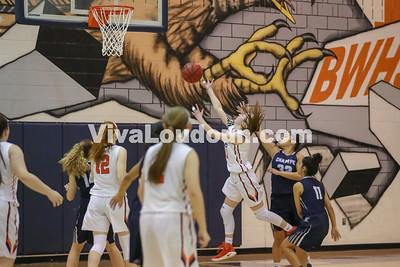 Basketball,Girls,John Champe,Briar Woods