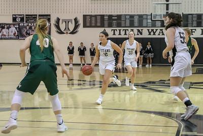Basketball Girls Dominion Loudoun Valley