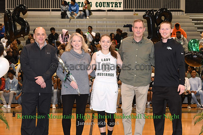 KMHS Senior Night_White