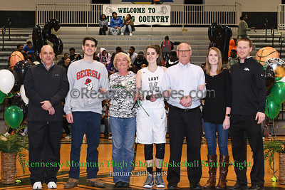 KMHS Senior Night_Montag
