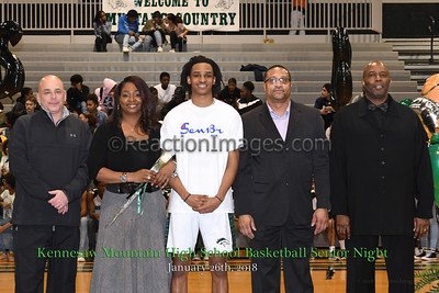 KMHS Senior Night_Armstead
