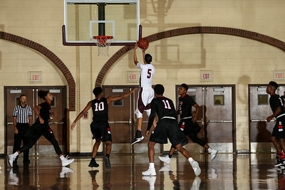 Hill East vs Bay Shore Boys Basketball-53