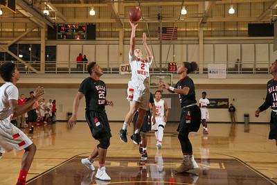 Hills West vs Hills East Boys Basketball - Gary Charles Hoop Classic-41