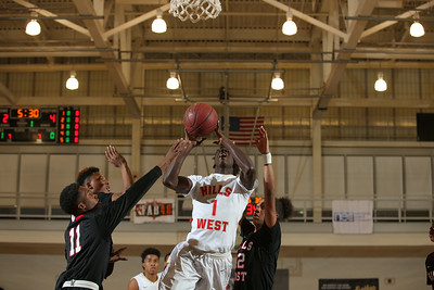 Hills West vs Hills East Boys Basketball - Gary Charles Hoop Classic-35