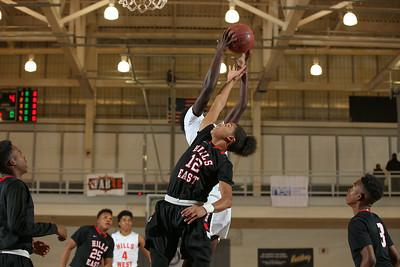Hills West vs Hills East Boys Basketball - Gary Charles Hoop Classic-34