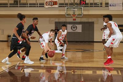 Hills West vs Hills East Boys Basketball - Gary Charles Hoop Classic-40