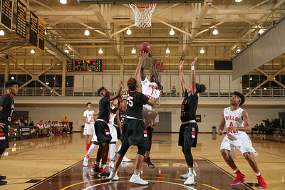 Hills West vs Hills East Boys Basketball - Gary Charles Hoop Classic-50