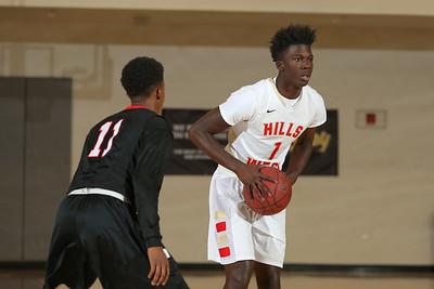 Hills West vs Hills East Boys Basketball - Gary Charles Hoop Classic-45