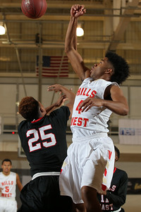Hills West vs Hills East Boys Basketball - Gary Charles Hoop Classic-28