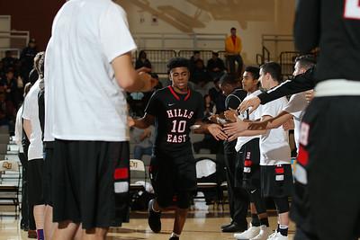 Hills West vs Hills East Boys Basketball - Gary Charles Hoop Classic-19