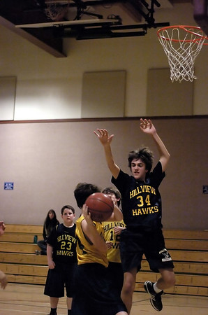 Hillview 6B vs. Hillview 2007-02-12