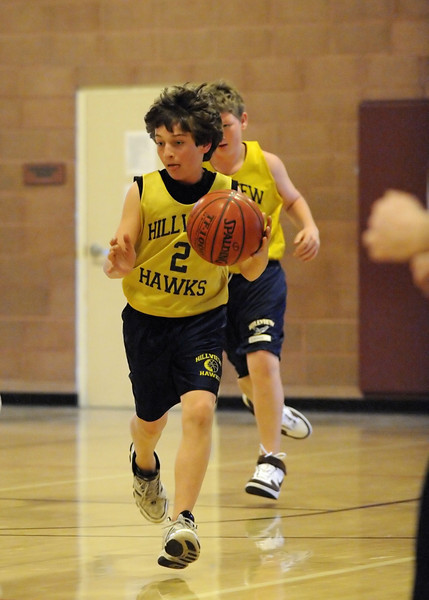 Hillview-Bell vs. Hillview-Doroquez-Roumeliotis Baskeball Boys 7th Grade