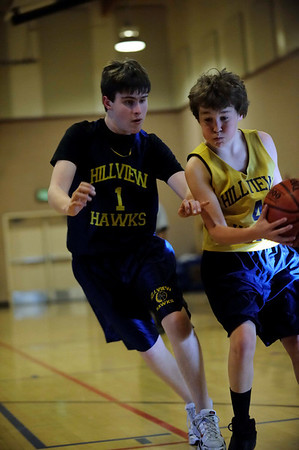 Hillview Blue vs. Hillview Gold 2009-03-09