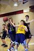 Hillview Blue vs. Hillview Gold, Boys Eighth Grade Basketball, 2008-03-17