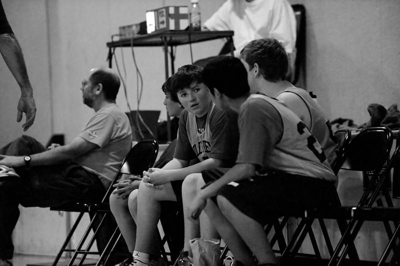 Hillview vs. Hillview Baskeball Boys 7th Grade