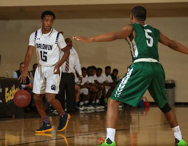 Holy Trinity vs Baldwin Boys Basketball - Gary Charles Hoop Classic-8