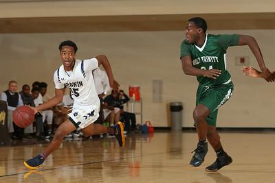 Holy Trinity vs Baldwin Boys Basketball - Gary Charles Hoop Classic-30