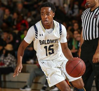 Holy Trinity vs Baldwin Boys Basketball - Gary Charles Hoop Classic-20