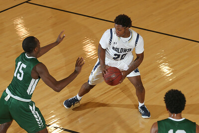Holy Trinity vs Baldwin Boys Basketball - Gary Charles Hoop Classic-55