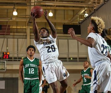 Holy Trinity vs Baldwin Boys Basketball - Gary Charles Hoop Classic-6