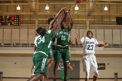 Holy Trinity vs Baldwin Boys Basketball - Gary Charles Hoop Classic-33