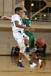 Holy Trinity vs Baldwin Boys Basketball - Gary Charles Hoop Classic-34