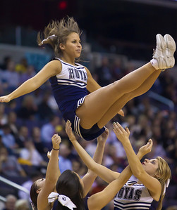 Hoyas' Cheerleaders