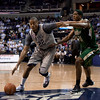 Hoyas Basketball vs USF (2-3-10) : (Feb 3, 2010) The South Florida Bulls stunned the 7th ranked Hoyas with a 72-64 upset at the Verizon Center. Georgetown actually led by 13 points in the first half. Bulls' Junior guard Dominique Jones led all scorers with 29 points. The Hoyas were led by Greg Monroe and Austin Freeman who had 21 points each, but Monroe was hampered by early foul trouble. No other Hoya scored in double figures. The Hoyas hope to get things back on track on Saturday against 2nd ranked Villanova. More Hoyas at   http://www.maletphoto.com/Sports/Basketball  [ click on the SLIDESHOW bar on the right for a full screen presentation ]