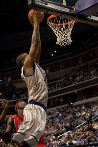 Greg Monroe for an easy basket