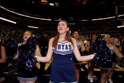 cheerleader Faith Webber is from Texas