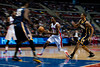 Dec 15, 2012; Auburn Hills, MI, USA; Detroit Pistons point guard Brandon Knight (7) drives to the basket against the Indiana Pacers during the second quarter at The Palace. Mandatory Credit: Tim Fuller-USA TODAY Sports