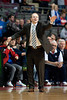 Dec 15, 2012; Auburn Hills, MI, USA; Detroit Pistons head coach Lawrence Frank during the fourth quarter against the Indiana Pacers at The Palace. Pacers won 88-77. Mandatory Credit: Tim Fuller-USA TODAY Sports