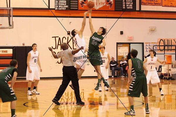Jackets Basketball vs. Harper