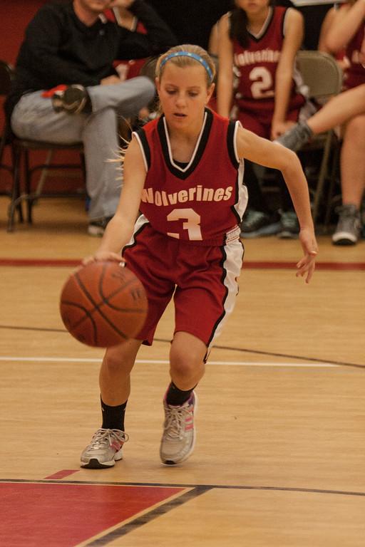 Jr. High Basketball