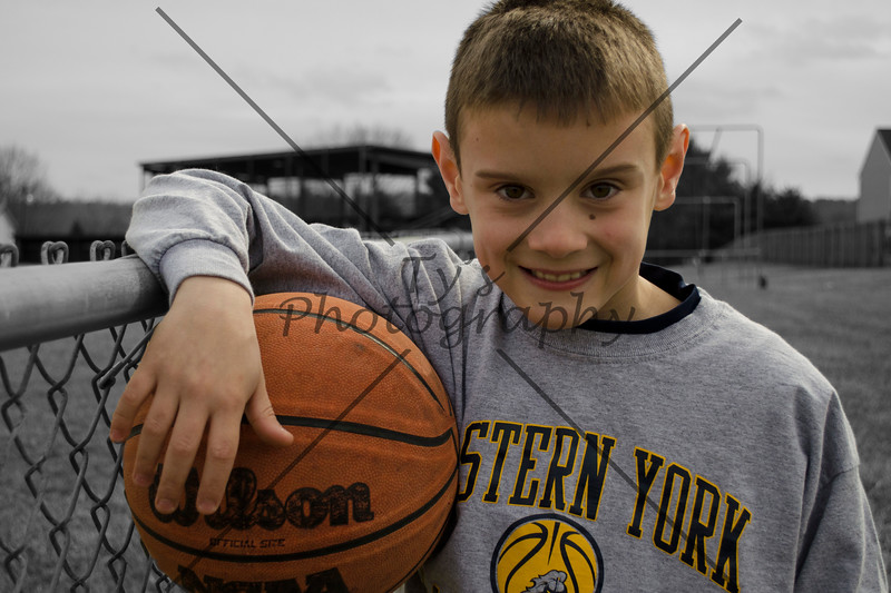 Justin - My Youngest All Star