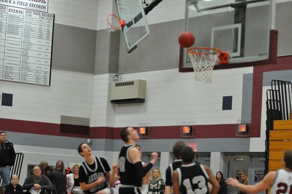 Boys Basketball at Antigo