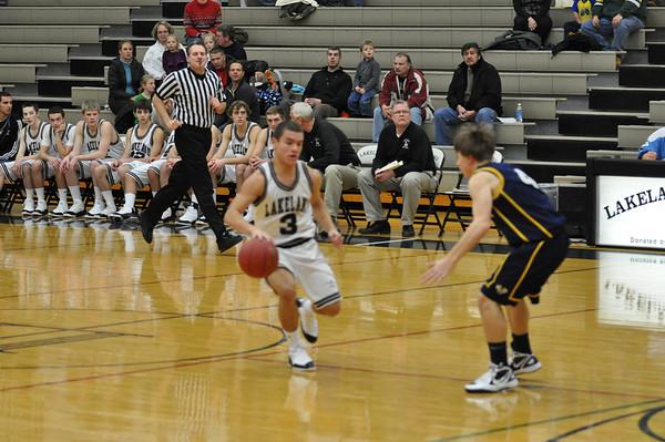 Boys Basketball vs. Tomahawk